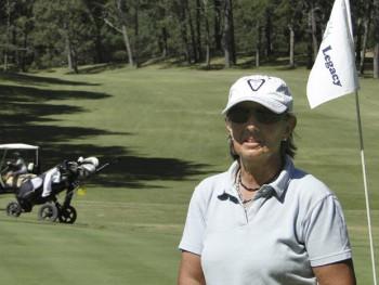Sylvia Magnano - Campeona 2010 - Club del Lago - Abierto EDITTA COPPO