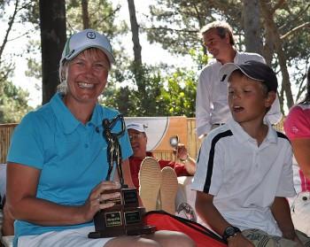 Lene Huber – Campeona 2011 – Club del Lago – Abierto EDITTA COPPO